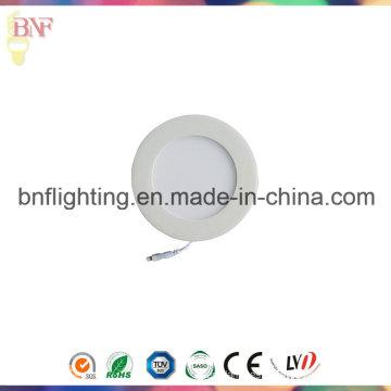 Lámpara con 4W LED Panel Light con Ce