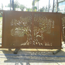 Laser Cut Screens dan Panel