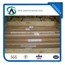 Rede de arame de aço inoxidável soldada da malha 304, malha de aço inoxidável