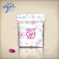 Menstrual lady girl women pad factory sanitary napkin