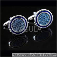 VAGULA Cuff Links Designer Brass Cufflinks (Hlk31711)