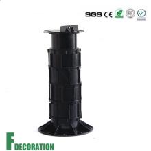 Verstellbarer Kunststoffsockel durch ABS-Material