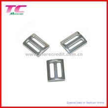 Metal Tri glides hebilla para el bolso