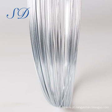 Coil Type Electro Coating Galvanized Wire Price Per Ton