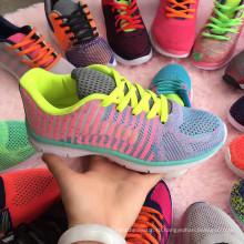 Студент Сетки Спортивные Кроссовки Обувь Красочные Обувь