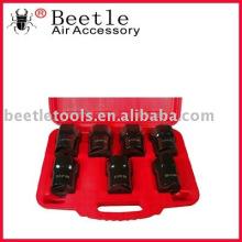 wheel bearing locknut socket set,car repair tool