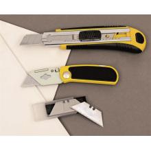 Handwerkzeuge schneiden Utility Knife Auto neu laden 8 Klingen DIY