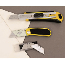 Outils à main Cutting Utility Knife Auto Reload 8 lames bricolage
