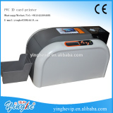 Customized Plastic ID Card , PVC ID Card , PVC Card business card clear card printer