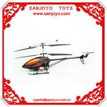 giroscópio versão de atualização helicóptero 3.5CH helicóptero rc w / LED metal-frame