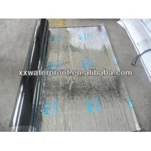 SBS modified bitumen waterproofing membrane with Alu. foil