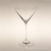 Clear Classical and Graceful Lead Free Cocktail Glass Goblet