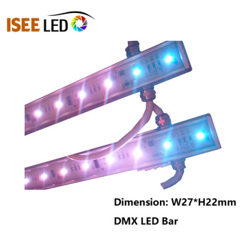 Madrix DMX512 Led Bar Light para iluminación lineal