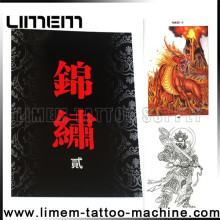 The Latest Fashion custom design Tattoo Book On hot Sale