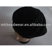 women fashionable winter series machine knitted hat