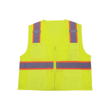 Reflective Safety Vest with Standard Class 2