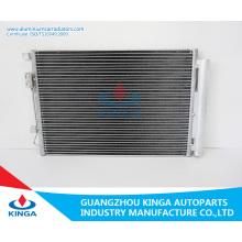 Kühlkondensator für Nissan Pick D22 98 R12 China Manufacture