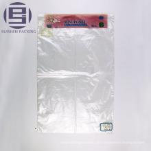 Antistatische wiederverschließbare PE-Flachbeutel