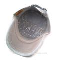Customize Blank Washed Denim Military Caps Dongguan Factory