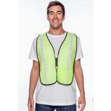 High Visibility Mesh Vest for Traffic