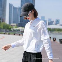 Sidiou Group High Quality Outdoor Women Anti UV Skin Jacket