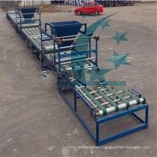 Ventilation panel production line