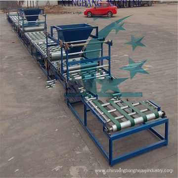 Ventilation panel production line