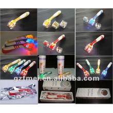 Beliebte LED-Licht Roller dermal Roller Anti-Aging dr Rolle