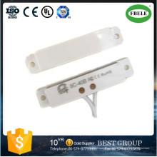 Capteur de porte et fenêtre magnétique Capteur de porte 12V Capteur de contact magnétique sans fil (FBELE)