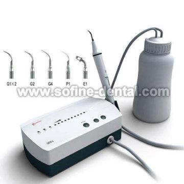 Pica-pau dental Scaler ultra-sônico com garrafa