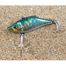 VBL010 7cm weihai manufacture high quality artificial vib lures