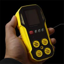 4-Gas Detector Multifunction Easy To Operate