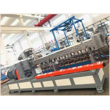 Conic Twin Screw Extruder for Small PVC/WPC Profile