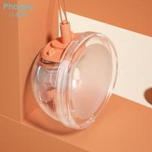 Nueva bomba de lactancia portátil 3d de grado hospitalario, doble taza eléctrica de leche para bebés, bomba de lactancia sin Bpa
