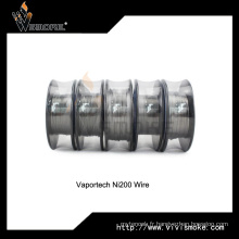 Nickel 200 Wire Use pour Vape E-Cig Nickel Wire 0.25mm Fabriqué en Chine 99.6% Nickel Ni200