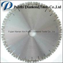 Steinbeton-keramisches Ziegelstein-hartes Material, das Rundschreiben-Diamant-Blatt schneidet