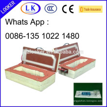 PVC blister+paper card sealing mould