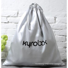 Wholesale Custom Large Satin Drawstring Bags