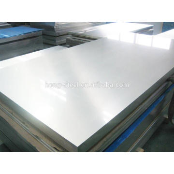 PRECIO de hoja 304 de acero inoxidable AISI/SUS(JIS) estándar internacional