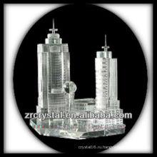 Прекрасный Кристалл Модель Здания H042
