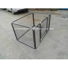 Cercadinho de metal Animal House Dog Crate Four Side