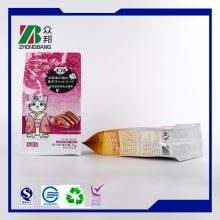 Customzied Printed 8 Side Seal Bag