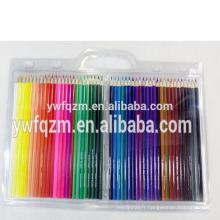 crayon de couleur promotionnel en bois arc-en-ciel