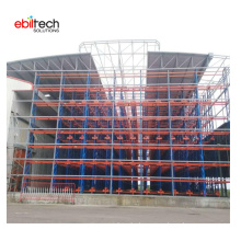 Rack Clad Building Systems for Automated Storage Racking