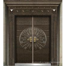 Puerta de entrada de hierro a prueba de explosión puerta a prueba de explosiones (EP012)