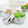 ChaoZhou-Edelstahl-Apple Color-Lunch-Boxen