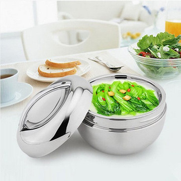 ChaoZhou stainless steel Apple Color lunch boxes