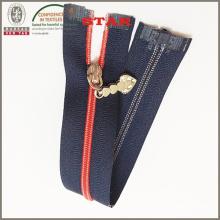 Nylon Coil Separating Zipper (#5)