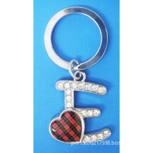 Keychain With Alphabet (JJ10-K067)
