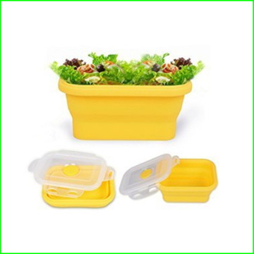 고품질 Collapsible Silicone Lunch Bowl
